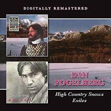 Dan Fogelberg - High Country Snows/Exiles [New CD] UK - Import