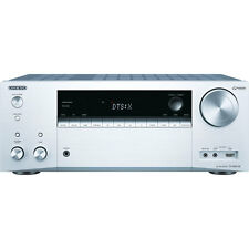 ONKYO TX NR 676 e AV receiver ARGENTO * PRODOTTO NUOVO * TX-NR * Play fi chipset WLAN *
