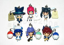 Yujin Super Swing Golf PangYa figure keychain gashapon (full set 6 figures)