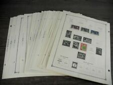 FIJI, MINT(most NH)  Stamp Collection mounted on Scott International pages