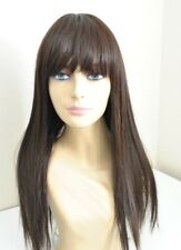 NEW WOMAN'S WIG HI-TEMP KANEKALON FIBER HAIR MADE IN JAPAN #1321