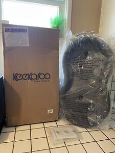 KEEKAROO Peanut Changer - Grey Changing Pad