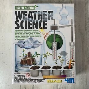 Weather Science Kit  Climate Change, Global Warming, Lab STEM  Educational  Kids