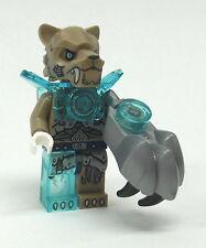 LEGO Legends of Chima - Strainor - Figur Minifig Säbelzahntiger Sabre NEU 70145