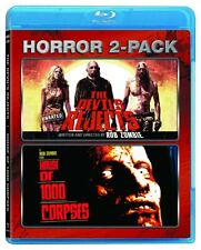 The Devil's Rejects / House of 1000 Corpses Double Feature Blu-ray NEW