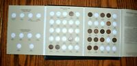 1857-1909 INDIAN HEAD Cent STARTER COLLECTION*w/ 18 Coins incl 1865 +New Folder