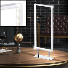 Design LED Table Spotlight Living Room Side Night Light Hall Lamp Silver