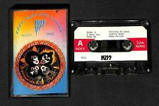 Mega Rare KISS Rock And Roll Over Unique Singapore Cassette CS1439