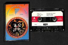 Mega Rare KISS Rock And Roll Over Unique Singapore Cassette CS1439