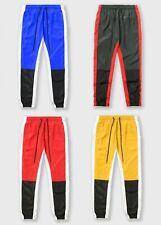 Allsense Men Lightweight Color Block Track Pants (Low Inventory)