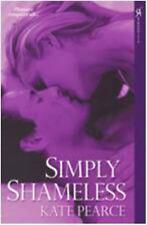 Simply Shameless, Kate, Pearce, Good Book
