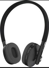 Original Motorola Moto Pulse Bluetooth Stereo Wireless Headphones Black *New*