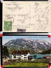 70756;Gasthaus Seespitz Achensee Pertisau pub Warger 42