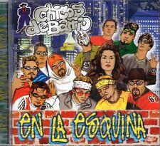 Chicos de Barrio En La Esquina CD New Nuevo Sealed
