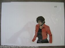 Cowboy Bebop Elektra Ovirowa Anime Production Cel And Douga Sketch