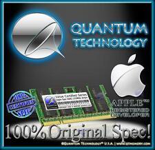 "4GB RAM MEMORY FOR APPLE MACBOOK CORE 2 DUO 2.4 GHZ 13"" MID 2010 UNIBODY NEW!!!"