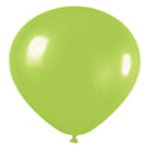"12 NEON GREEN LATEX BALLOONS HELIUM GRADE 11"""