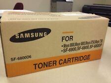 NEW GENUINE SAMSUNG TONER SF-6800D6 MSYS 6750 6800 6900 SF 6800 6800i 6900 6900i
