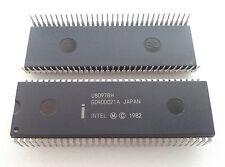 Commercial 16-Bit HMOS Microcontroller Intel U8097BH
