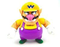 """Jakks Pacific World Of Nintendo WARIO 2014 Posable Action Figure 4.5"""""""