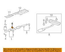 GM OEM Exhaust-Manifold Gasket 22741672