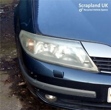 RENAULT LAGUNA Mk2 2001–2007 Sport Tourer Headlight Lamp -  Off Right Side
