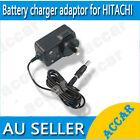 Power Supply adaptor for HITACHI UR18DSL MP3 12V 14.4V 18V battery radio AU Plug