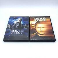 Dead Zone - Seasons 4 & 6 DVD Set Lot - Fourth & Final