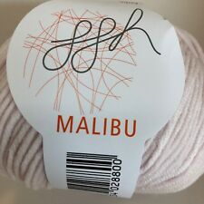 GGH Yarn Malibu Cotton Linen Crochet Knit Cotton Linen