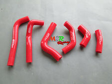 RED Silicone Radiator Hose kit for HONDA CRF450R CRF 450 R 2002 2003 2004 NEW