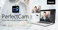 CyberLink PerfectCam Premium - AI-Powered Private Video Calls - Licensed ✔️