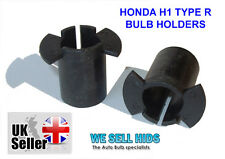 PAIR H1 XENON HID BULB HOLDERS FOR HONDA CIVIC TYPE R XENON KIT