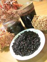 Elderberries - Wild Harvest from the Appalachian Mountains, 1oz 2oz 4oz 8oz