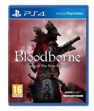Videojuegos de acción, aventura Bloodborne Sony PlayStation 4