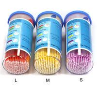 Disposable S / M / L Micro Swab Brush Applicator Eyelash Extension 100pcs Choose