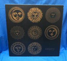 Vintage Fornasetti 'Designer of Dreams' Sun Motifs Display Poster ~ MCM