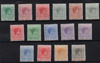 Bahamas KGVI 1938 collection mint MH to 1/- unchecked WS22378