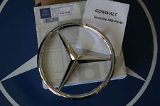 Mercedes Benz Genuine Grill Grille Star Badge Emblem SLK class 1718880086