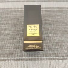 Tom Ford Tobacco Vanille  - 50 ml / 1.7 fl.oz Eau de Parfum NEW in sealed box