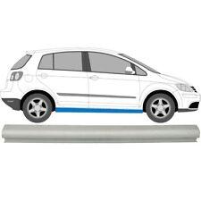 Volkswagen Golf 5 Plus 2003-2009 Schweller Reparaturblech / Rechts = Links