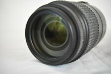 Nikon NIKKOR 55-300mm f/4.5-5.6 VR AF-S ED Lens (Autofocus does not work)
