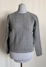 GANT Sweater, Sweatshirt, Pullover, Grau, Gr. M
