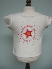 NEW American Girl 25th Anniversary T-shirt-Gift for Employees-Rare