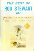 Rod Stewart .. The Best Of  Vol 1. Import Cassette Tape