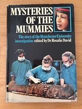 Mysteries of the Mummies by Rosalie David (Hardback)