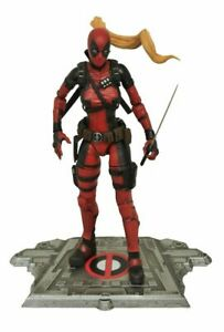 Marvel Select Marvel Lady Deadpool Action Figure *New ~ Factory Sealed