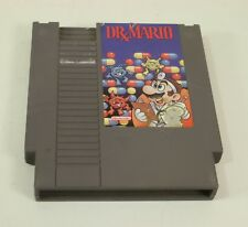 Nintendo NES Game Dr. Mario Tested and Working