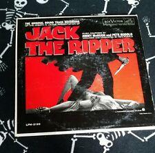 Jack the ripper ** original sound track ** halloween ** horror movies ** (1960)