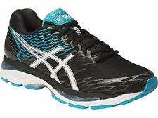 Asics Gel Nimbus 18 Mens Running Shoes (D) (9001) + FREE AUS DELIVERY
