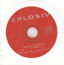 Sega Touring Cars Xplosive PC CD-ROM nur in geschlossenen Hülle